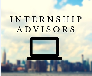 Internship Advisors